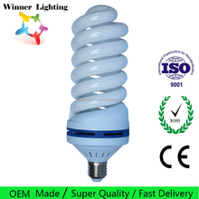 High Wattage 65W-105w Full Spiral cfl lamp supplier in china Energy Saving Lamp 2700k/6500k Cfl LAMPS Lighting