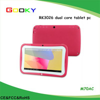2015 rockchip 8gb storage children android 7 inch tablet pc mid driver