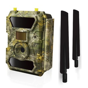 Willfine New 4G LTE SMTP MMS GPS IP66 Waterproof Outdoor Wildlife Hunting Trail Camera