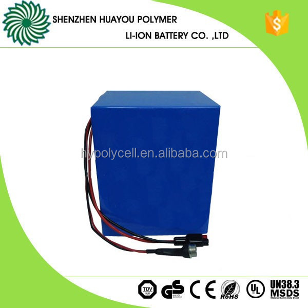 Customized Rechargeable 18650 10Ah 48V Li ion Battery Pack