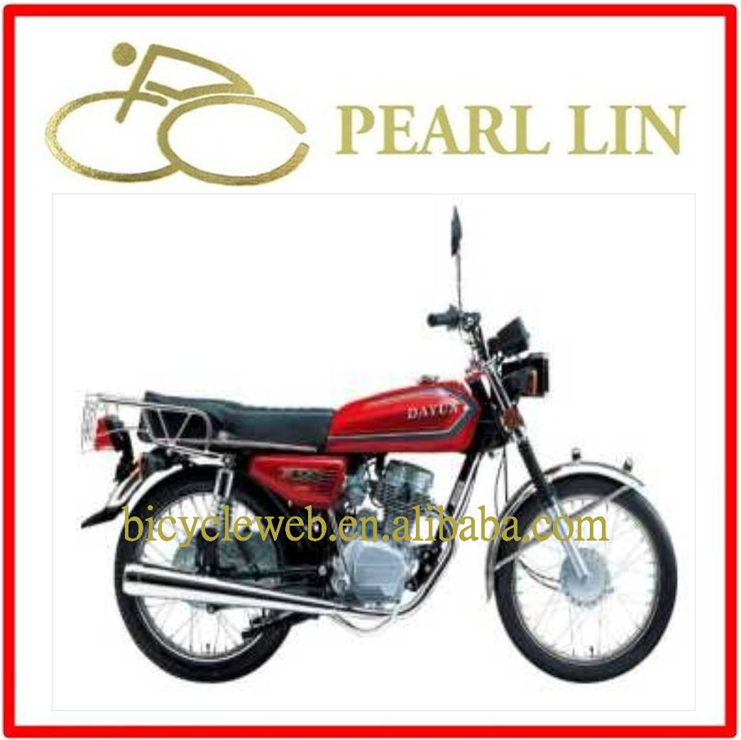PC-DY125 -2A GAS MOTORCYCLE
