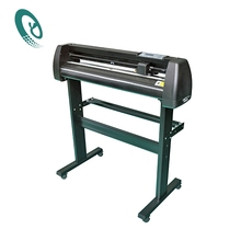 High stepping motor 780mm rohs sticker cutting plotter vinyl cutter