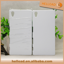 Wholesale customed 3D sublimation cell phone cases for SONY