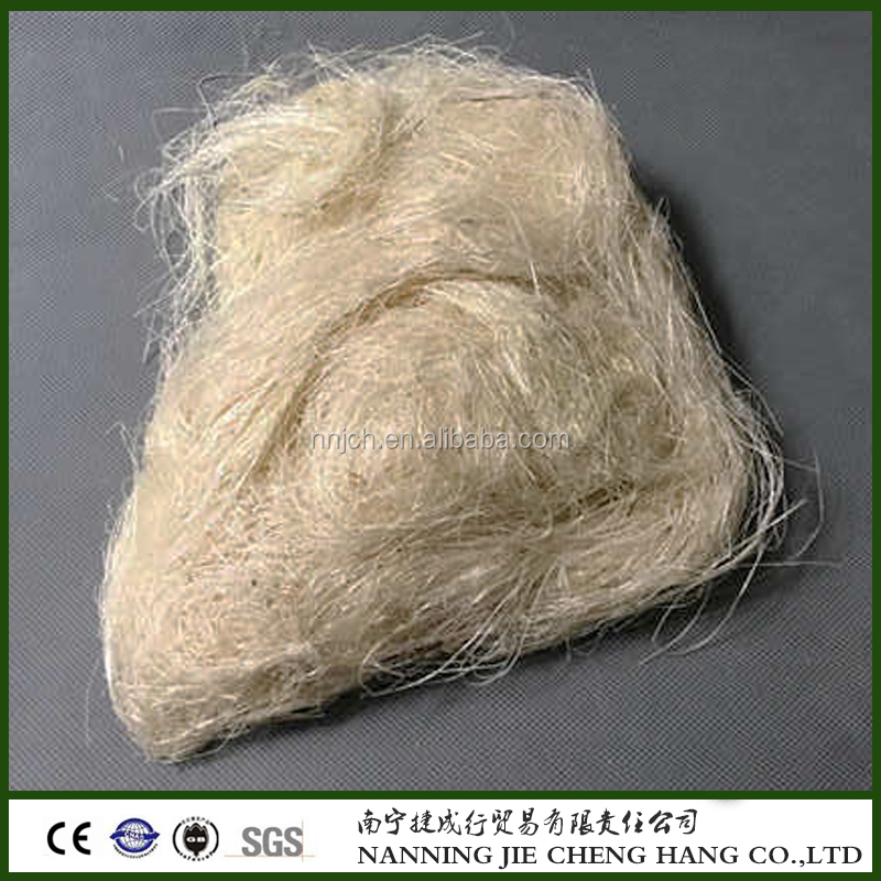 Short Sisal/ Hemp /Jute Fiber for Paper Pulp