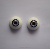 Realistic plastic acrylic doll eyes dark blue, brown and green eyes for doll