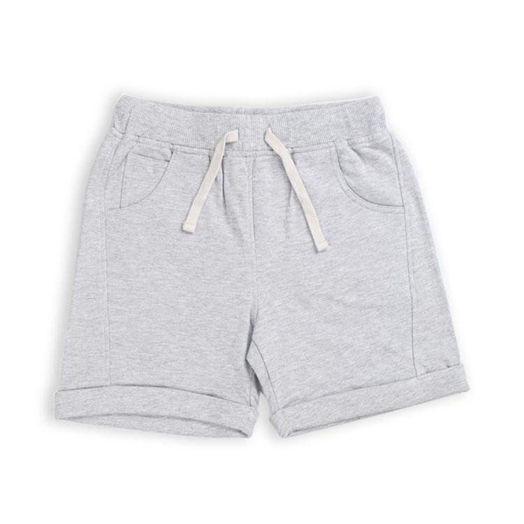 Children Boys Fashion Shorts 100% Cotton Knitted