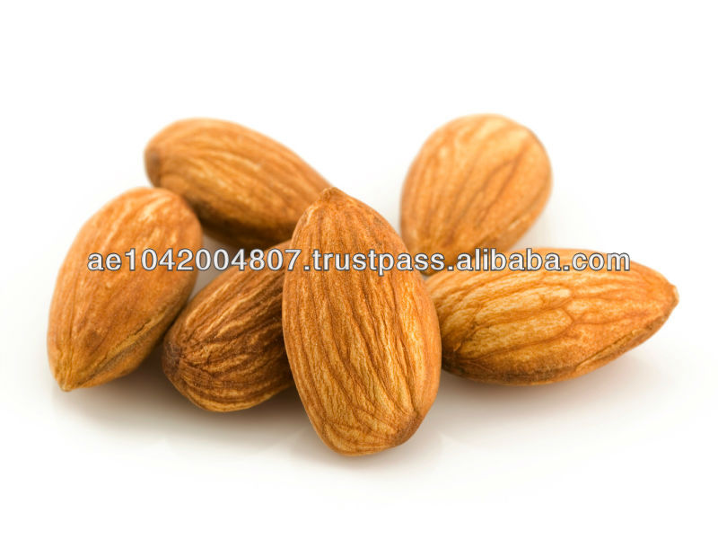 Shelled Almond, Raw Almond, Inshell Almond, Blanched Almond, Sliced Almond