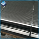 perforated decorative corrugated metal panels screen