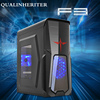 F3 ATX Gaming Computer Case PC Case Black Edition