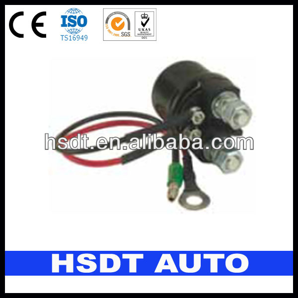 67-734 Outboard Motors 12V starter solenoid switch
