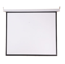 72 -150 inch electric projector screen easy fold projection screen