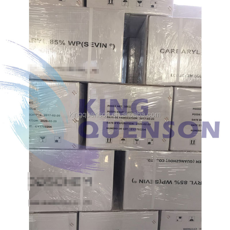 King Quenson Pesticide SupplierCarbaryl Organophosphate Insecticide