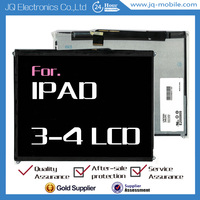 China market of electronic tablet touch screen lcd for ipad3, touch panel lcd for Ipad3/4 lcd replacement