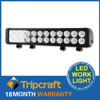 "20"" top brightness 240w led light bar with Spot/Flood/Combo"