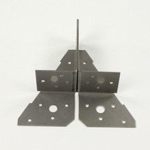 Best sale stainless steel joist hanger post support steel brackets for timber
