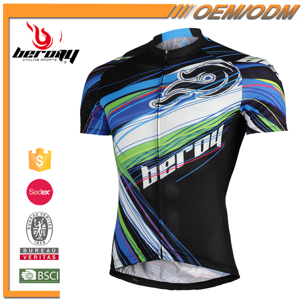 BEROY new collection cycling sportswear, custom cheap women cycling jersey