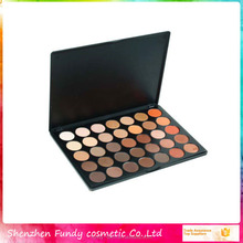 OEM best top selling morphe 35 color eyeshadow palette for combination skin