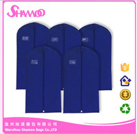 personalized nonwoven garment bag,suit cover bag