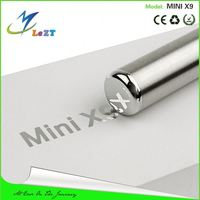 lezt 2014 popular e-cigarette mini x9 1100mah