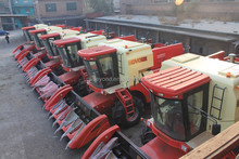 4YZ-6 FULU Famous Multifunction Harvester