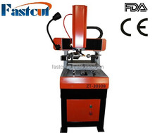 China mini cnc router torno machine