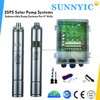 High-efficiency Solar Water Pump systems With Brushless DC Motor