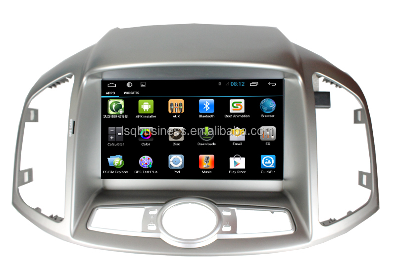 Android 4.4 CHEVROLET Captiva Car DVD