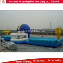 New style inflatable sport games / inflatable basketball arena / PVC inflatable basketball courts