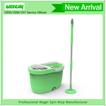 Twist mop with spin bucket as seen on tv, 2015 new products microfiber magic mop