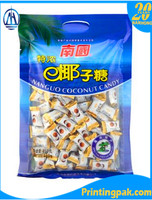 Barrier Feature and Candy Industrial Use bags plastic candy wrappers