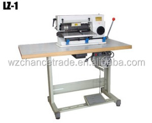 LZ-1 Leather Cutting Machine With Low price leather strap strip belt making machine leather strip cutting machine strip strap