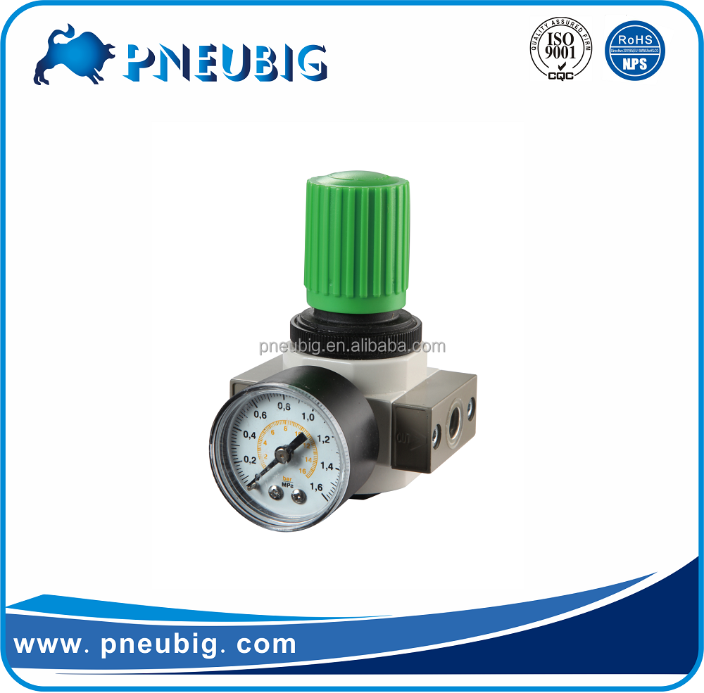 Pneubig Festo Standard Air Filter Regulator Lubricator FRL Unit