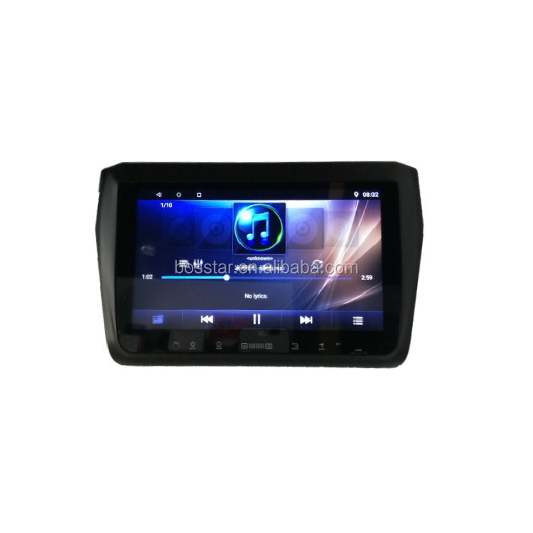 quad core android 6.0 car radio car DVD gps multimedia stereo player system for Suzuki Swift 2017 with SWC Canbus bluetooth