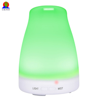 160ML Color Light Aroma Aromatherapy Ultrasonic Essential Oil Diffuser