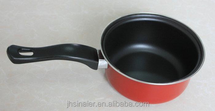7Pcs Non-stick Carbon Steel Cookware Set
