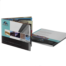 customized brochures paper printed brochures, A5 brochures