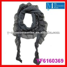 2012 spring triangle polyester scarf