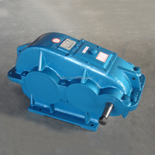 China Origin High Quality PM250-1000 Helical Reduction Gearbox gear reducer for bricking machine