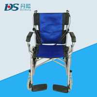 Medical Care Steel tube high quality wheelchairs for adults