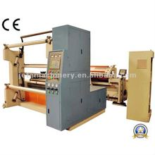 Ultrasonic EPC Non Woven Cloth Roll Slitting and Winding Machine Manufacture