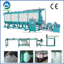 Fully automatic eps block molding machine for eps panel insulation