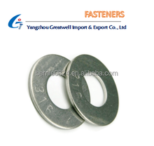 Stainless steel 316 flat washer
