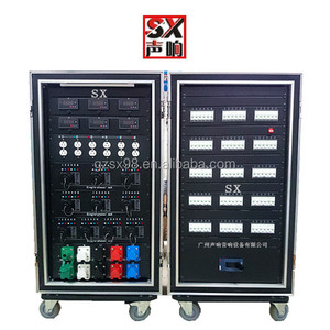 3 phase outdoor power distribution box