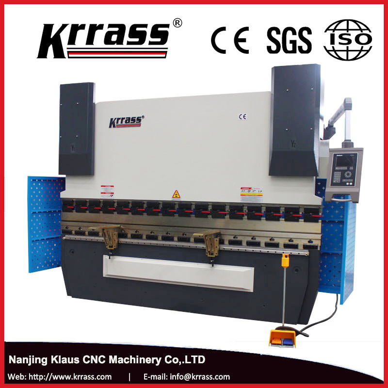 WE67K 200t/3200 YSD bending machine