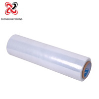 Lldpe Stretch Film Wrapping Film Roll
