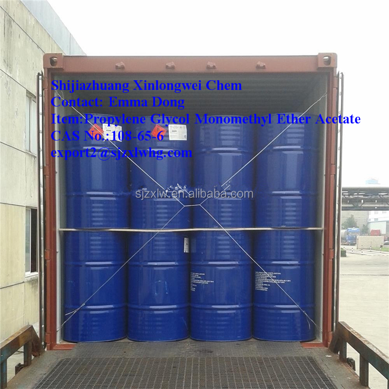 Competitive price of Propylene Glycol Methyl Ether Acetate (PMA)