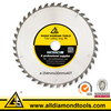 China Manufacturer Circular 12' Wood Cutting Saw Blades