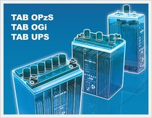 Stationary Batteries -TAB OPzS, TAB OGi, TAB UPS