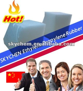 Ethylene Propylene Rubber/J0050/EPM/Ethylene Propylene Copolymer/ solide Viscosity Index Improver for lubricant additive