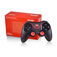 factory wholesale bluetooth wireless game controller for android phones TV Box